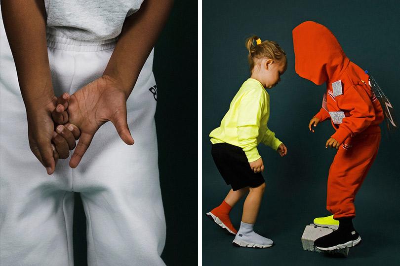 Posta Kids Club: Демна Гвасалия выпустил детскую коллекцию Balenciaga