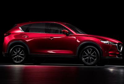 5причин присмотреться кновой Mazda CX-5. Причина №3: вбуквальном смысле яркая внешность