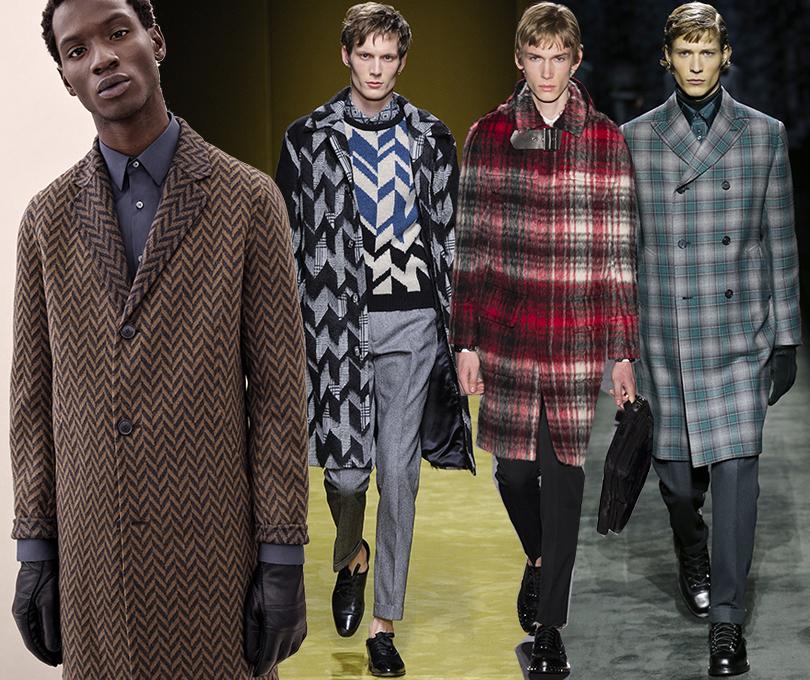 Men inStyle: утепляемся совкусом. Какую верхнюю одежду носить вноябре? Theory, Salvatore Ferragamo, Valentino, Brioni, осень-зима 2016/17