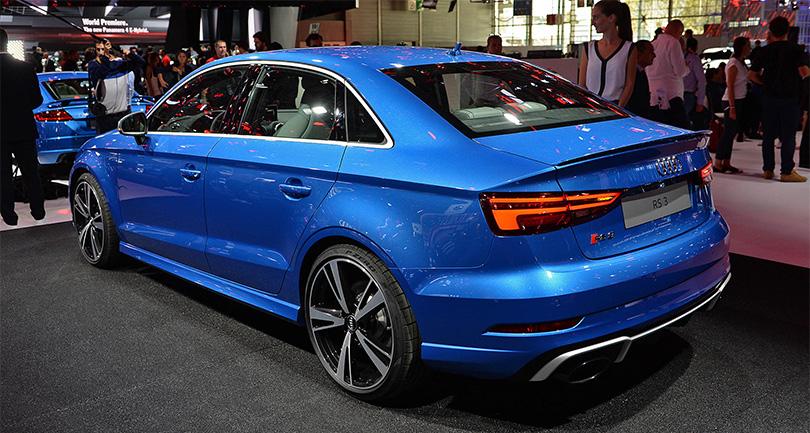 Авто с Яном Коомансом: что посмотреть на Парижском автосалоне. Audi S5