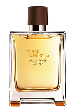 Парфюмерная вода Terre d'Hermès Eau Intense Vetiver