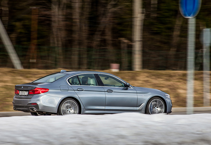 Cars with Jan Coomans: driving the new BMW 5 series, in two different flavours