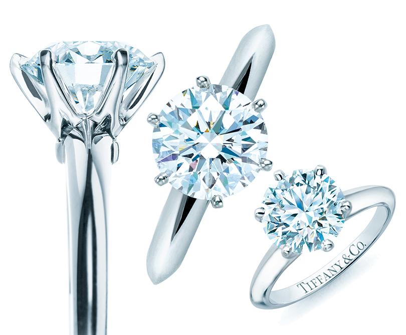 Часы & Караты: знаменитому кольцу Tiffany Setting 130 лет