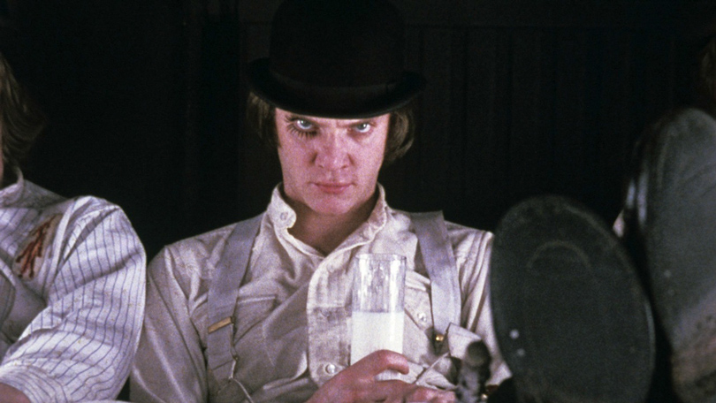 «Заводной апельсин» / A Clockwork Orange, 1971