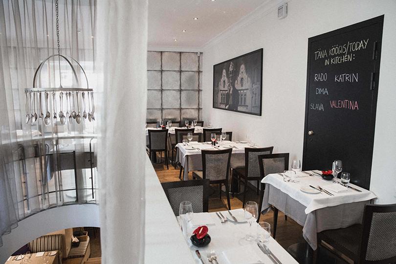 Идея наканикулы: Таллин. Ribe: идеальный городской ресторан
