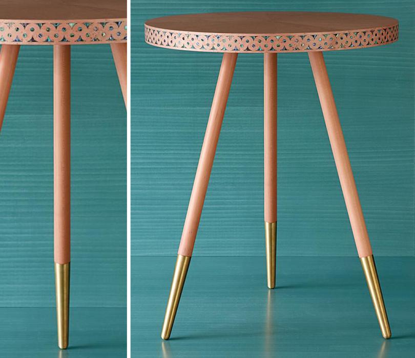 Дизайн & Декор: во главе стола — 4 главных модели этой осени. Shamsian