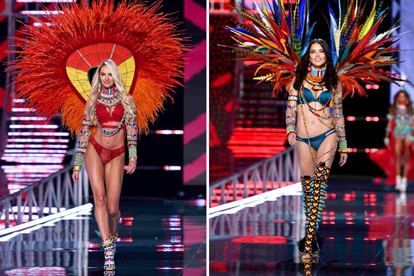 «Ангелы» вПоднебесной: шоу Victoria's Secret вШанхае