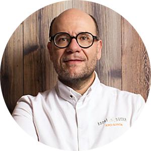 Жорди Бутрон (шеф-повар и владелец первого в мире десертного ресторана Essence и кондитерской школы Espaisucre, Барселона)