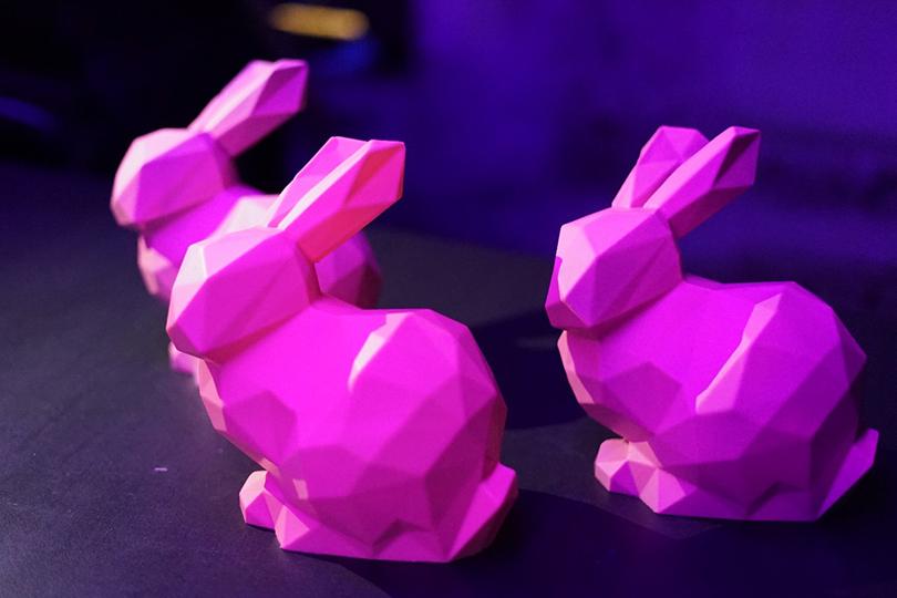 Шоколадные кролики ипасха ввиде эскимо вWhite Rabbit