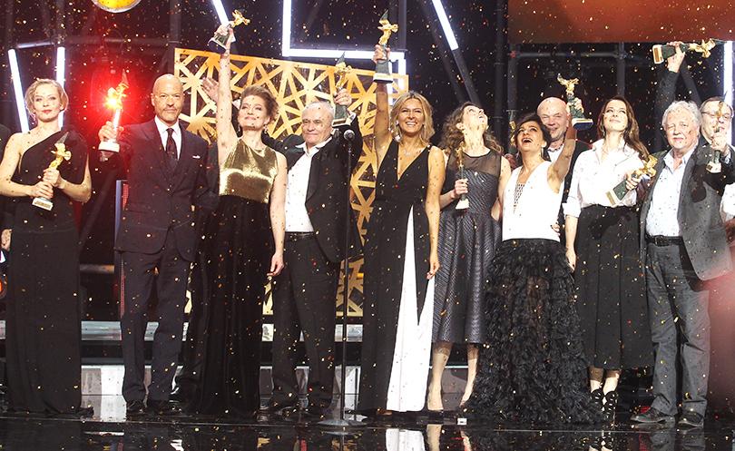 Церемония «Золотой орел-2015» на «Мосфильме»: Победители «Золотого орла-2015»