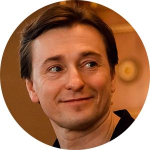 Сергей Безруков, актер, художественный руководитель Московского Губернскогоо театра