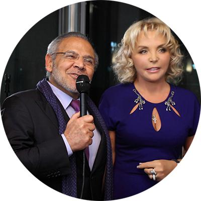 Сидни Оана ипрезидент корпорации Rhana Екатерина Диброва