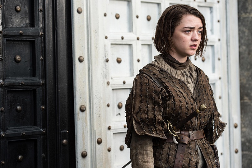 «Игра престолов»: новый сезон феминизма. История четвертая: Арья Старк
