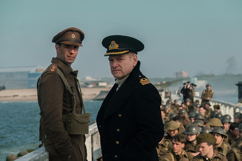 Кино недели: «Дюнкерк» Кристофера Нолана