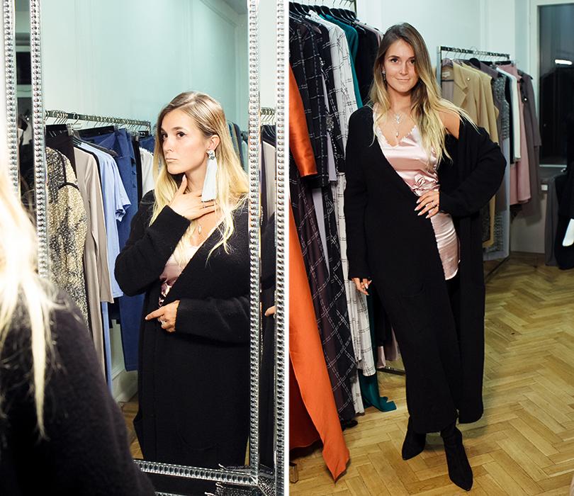 Светская хроника: модный дом ARAIDA открыл новый шоу-рум. Алина Топалова