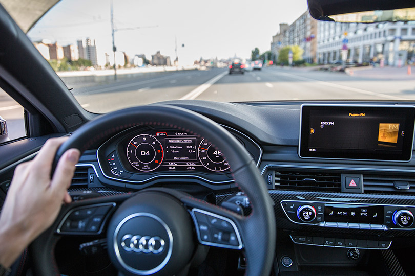Cars with Jan Coomans. Audi A4TDI quattro Sport review