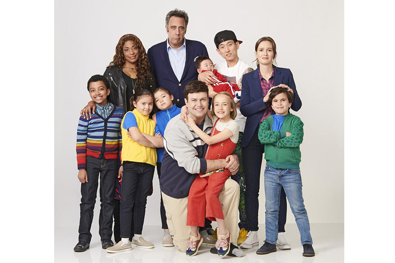 «Родители-одиночки» Премьера: 26сентября, ABC
