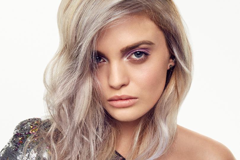 #shimmer: новый тренд вокрашивании волос