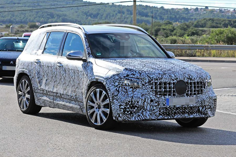 Cars with Jan Coomans. The most interesting cars (according tome) that wewill get in2019. Mercedes-Benz GLB