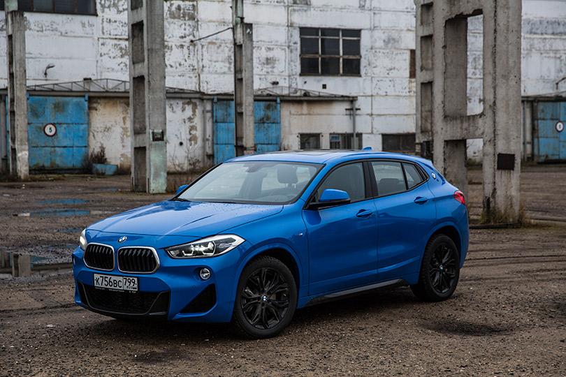 Cars with Jan Coomans. BMW X2 review — to the end of the earth (well, nearly) and back