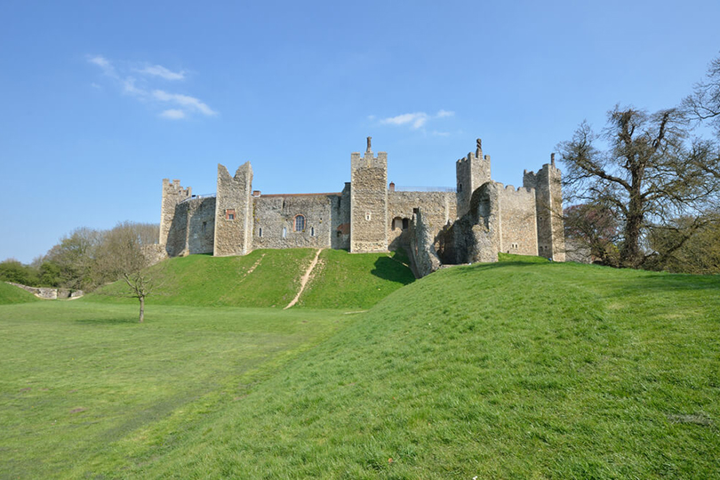 Живописные замки Великобритании. Замок Алник
