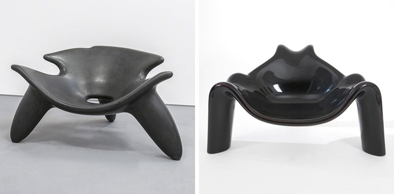 Black Widow (2007), Concrete Chairs (2010)