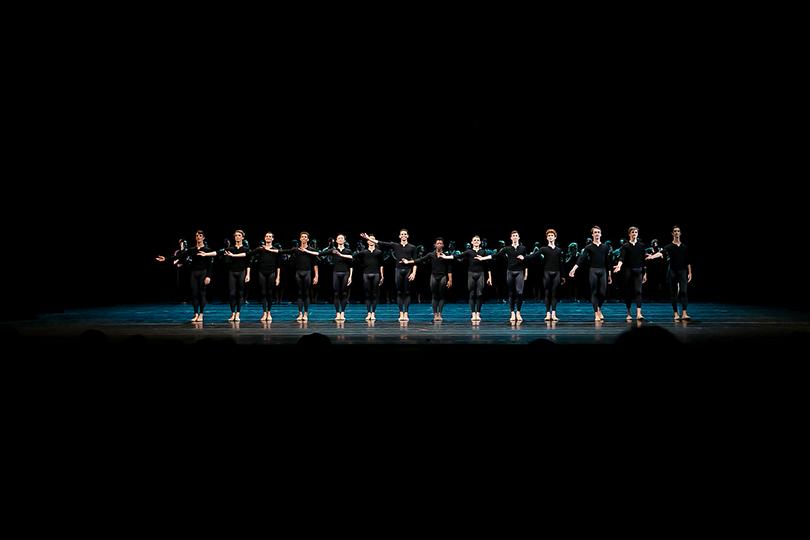 Балет: гала-закрытие «Context. Диана Вишнева» вСанкт-Петербурге. Национальная школа балета Канады