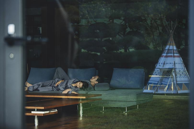 Кадр из фильма «Паразиты» режиссера Пон Джун Хо