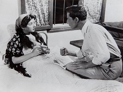 «Куда?»/ Ila Ayn? (1957, Ливан) Жорж Нассер Фильм— участник основного конкурса