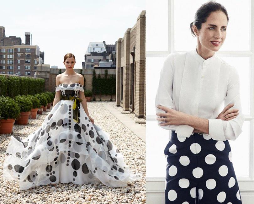 Идея дня: в ЦУМе пройдет pop-up выставка Carolina Herrera, 35 Years of Elegance