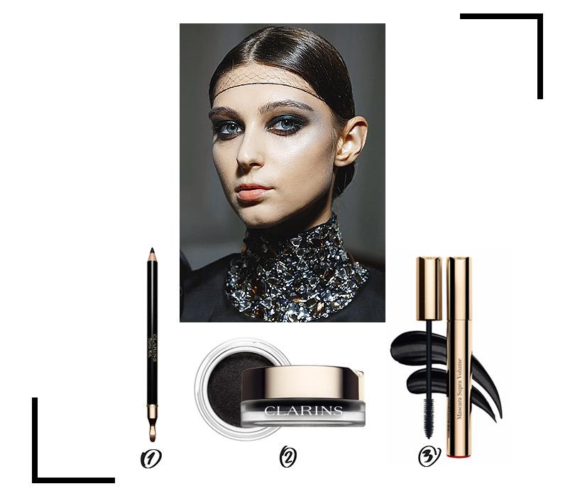 Как повторить: сияющая кожа, как умоделей споказа Chapurin Haute Couture 2018