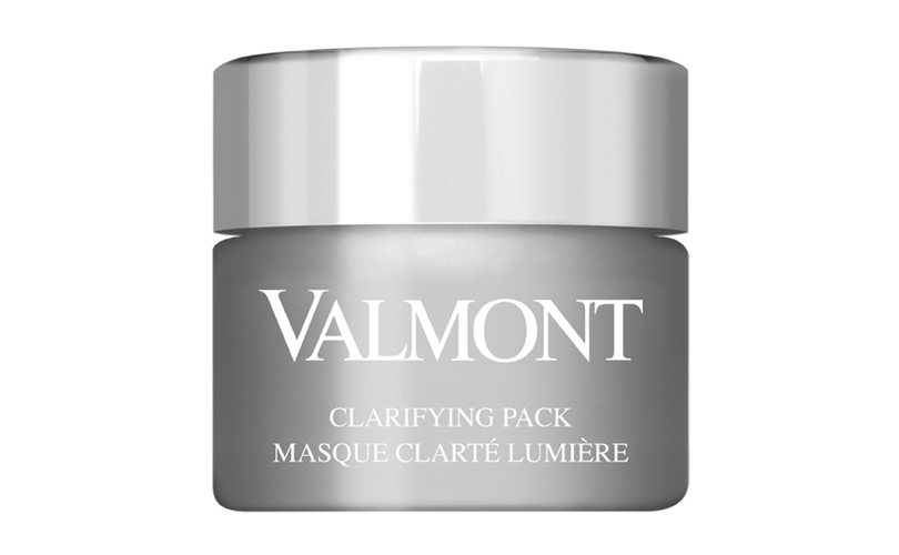 Идеальная косметичка: лучшие средства и процедуры для смешанной кожи. Маска швейцарской марки Valmont Clarifying Pack