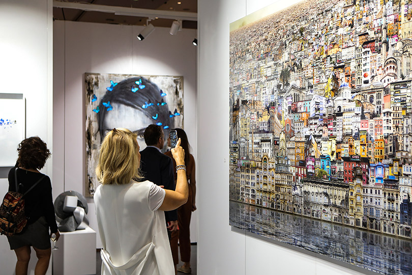 Чувствительность и новые технологии на выставке современного искусства Contemporary Istanbul 2018