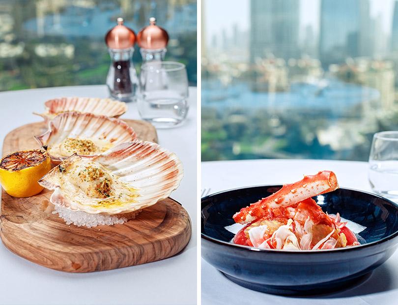 Новый ресторан: в Дубае открылся первый зарубежный проект White Rabbit Family — Crab Market