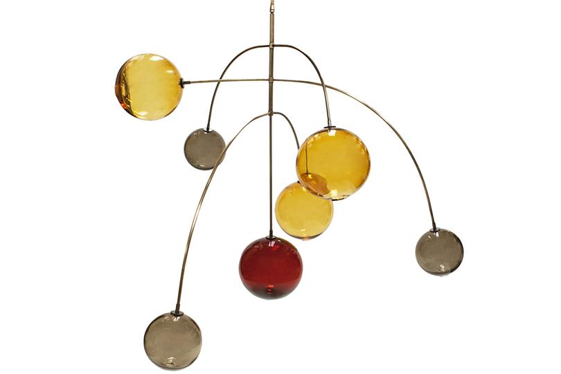 Design &Decor сЕленой Соловьевой: предметный дизайн, илиТы естьто, что тебя окружает. Подвеска отSklo studio