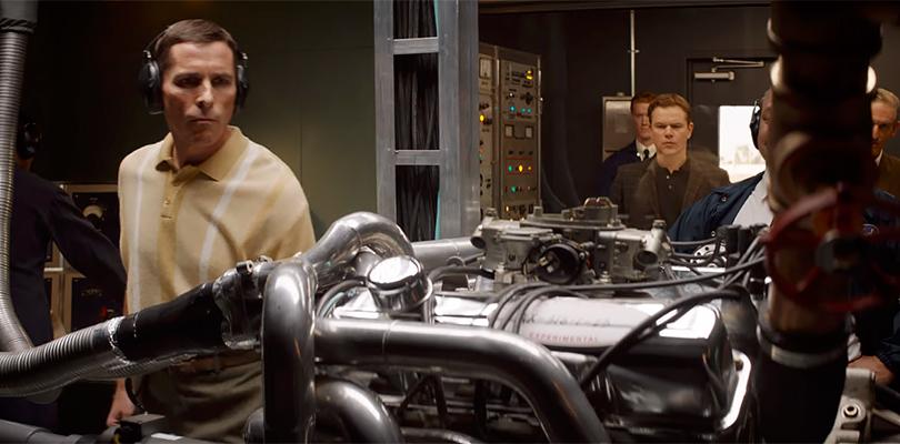 Ford v. Ferrari: трейлер фильма «Дерзкий вызов» с Кристианом Бэйлом и Мэттом Дэймоном