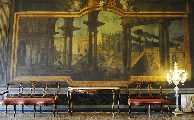 Вотель как вмузей: где остановиться вИталии, чтобы жить среди произведений искусства. Ca'Sagredo (Campo Santa Sofia, 4198/99), Венеция