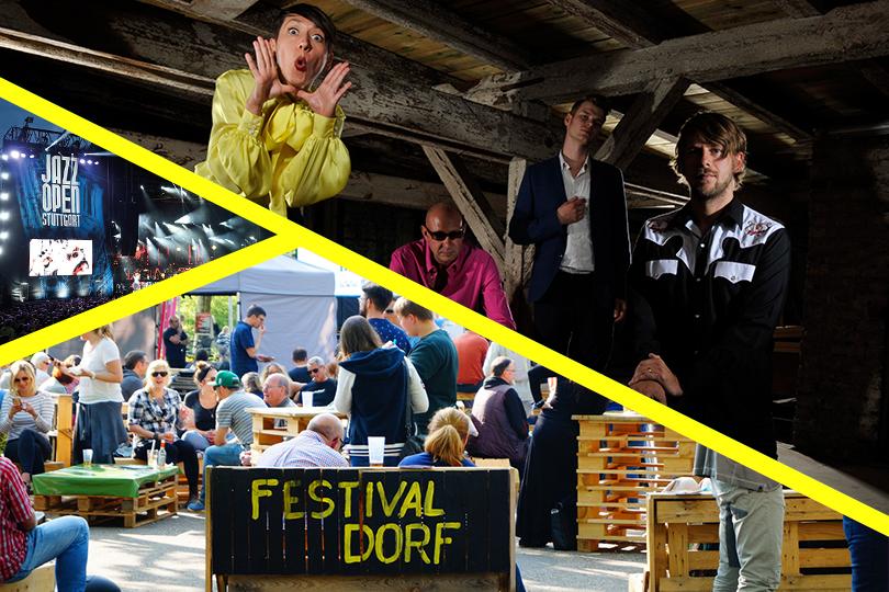 Германия  17–31 мая, Бонн: Jazzfest Bonn  7–10 июня, Мёрс: mœrs festival 20–23 июня, Тиммендорфер-Штранд: JazzBaltica 4–14 июля, Штутгарт: Jazzopen Stuttgart