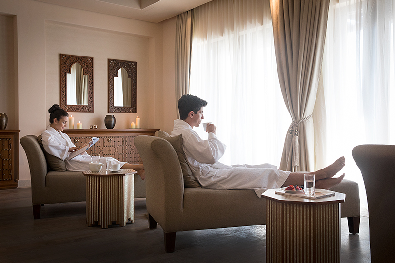 Новый отель: соколиная охота и фэтбайк-покатушки по дюнам в Jumeirah Al Wathba Desert Resort & Spa в Абу-Даби