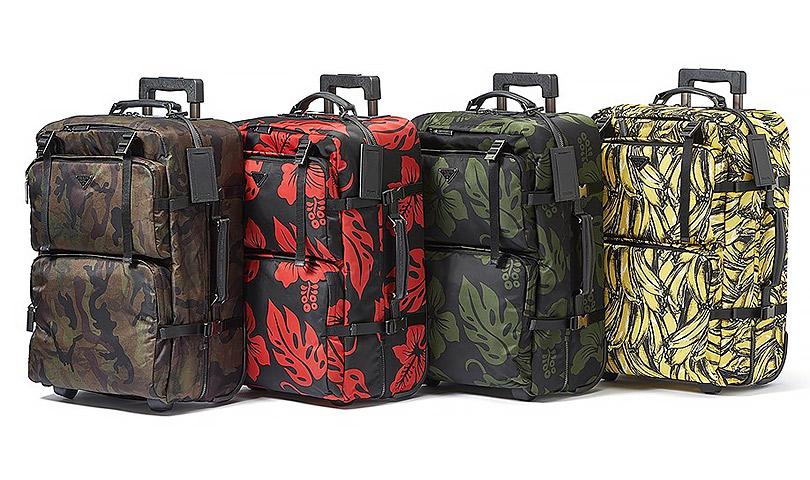 Чемодан Prada— для любителей путешествовать совкусом