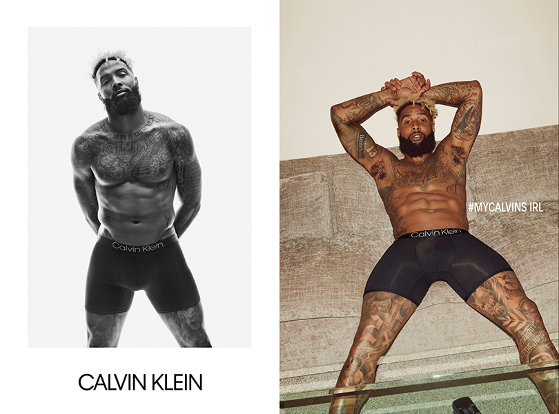 Новая рекламная кампания Calvin Klein Underwear