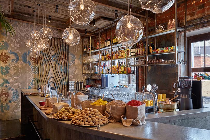 Курс навосток: ресторан марокканской кухни Nofar