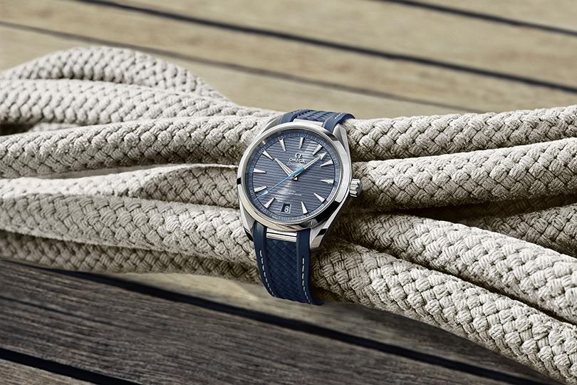 Инасуше, инаморе: часам Omega Seamaster Aqua Terra— 15лет