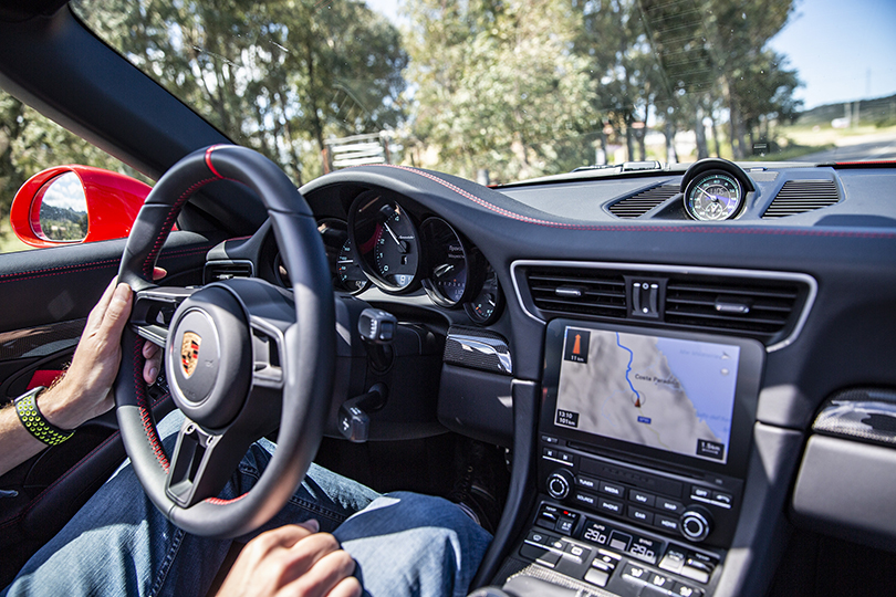 Cars with Jan Coomans. Porsche 911 Speedster review: breaking the rules