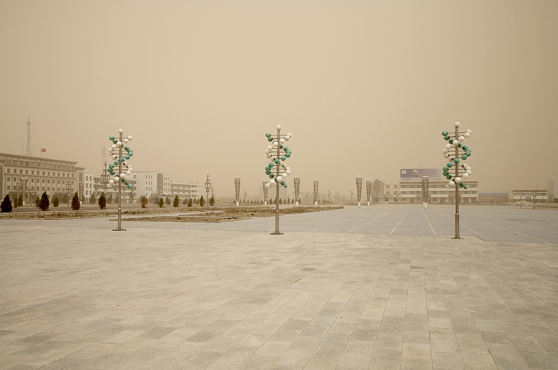 Benoit Aquin, Hongsibao n° 1, from the Series The Chinese Dust Bowl, 2007 © Prix Pictet Water
