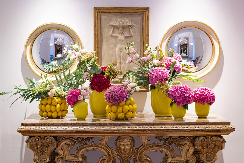 Куда поехать осенью: Rocco Forte Hotel Savoy во Флоренции представляет новые люксы