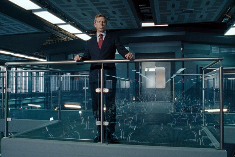 Кадр изфильма «Первому игроку приготовиться» Стивена Спилберга
