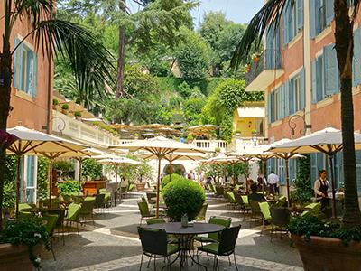 Рим: Hotel deRussie