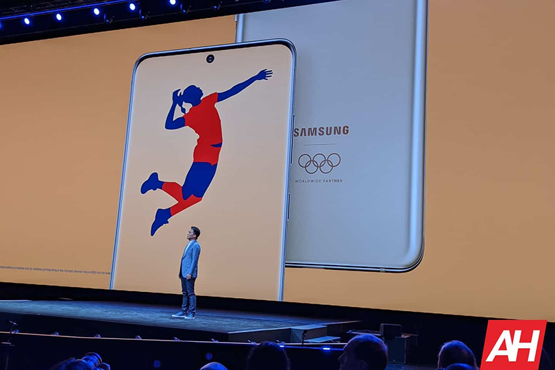 Samsung Galaxy S20+ 5G Olympic Games Athlete Edition