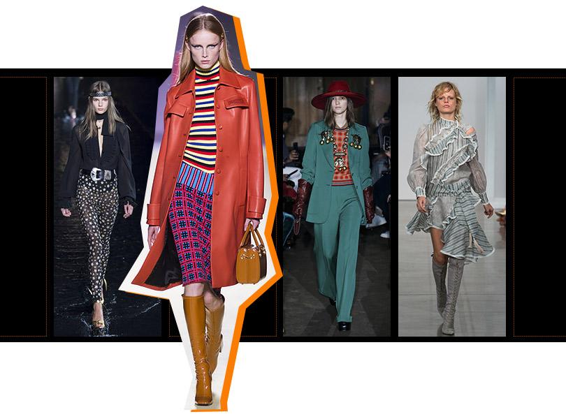 Иснова 1970-е: Saint Laurent, Versace, Gucci, Zimmermann